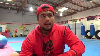 Gabriel Baby Bull Hernandez Boxing Is A Science EsNews Boxing