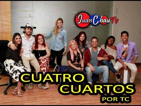 VIDEO BLOG EN Cuatro cuartos', de TC Mi Canal ESTRENO MUY PRONTO |||  JuanChauTv