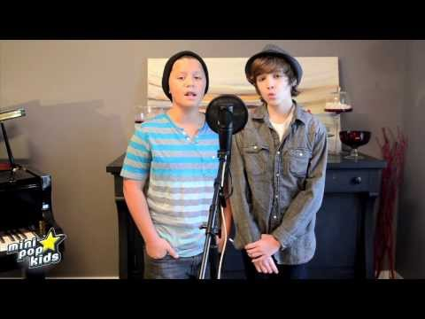 Story of My Life - One Direction (Cover by Brendan and Jake Age 12) Mini Pop Kids