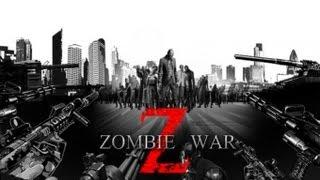 Zombie War игра на Андроид