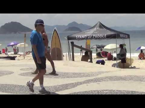 DISCOVER BRAZIL: Copacabana Beach Rio de Janeiro Brazil - Vamos ala Playa