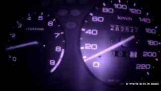 Honda Civic 1.6 Vti 160hp Vtec Acceleration 0-100 Km/h