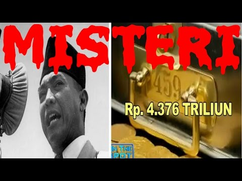 Misteri Harta Karun Soekarno