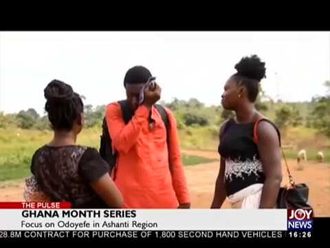 Ghana Month Series - The Pulse on JoyNews (14-3-18)