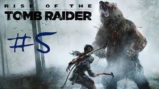 Rise of the Tomb Raider Walkthrough Gameplay Part 5 - Confrontation [PC/HD/60fps]