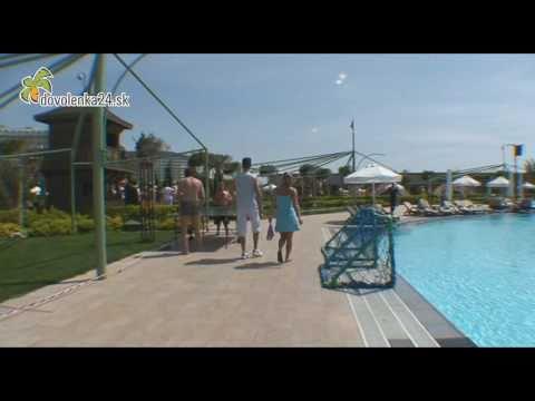 Hotel Limak Lara De Luxe, Antalya, Turecko