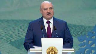 Лукашенко: Чтобы выжить, надо срывать маски и называть вещи своими именами!