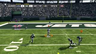 Seattle Seahawks | Madden 12 3v3 OTP | Mister ATM
