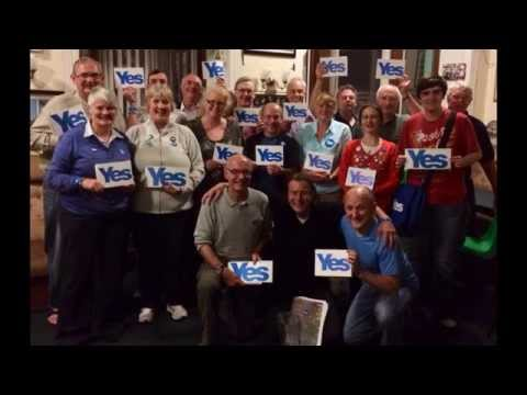 Inspiring Moments - Scottish Referendum Campaign