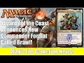 Wizards of the Coast Gives Details on New MTG Commander Format Called Brawl