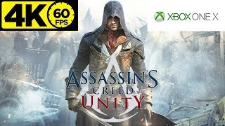 Assassin's Creed Unity - Firsts 20 Minutes 4K 60 FPS [Xbox One X]