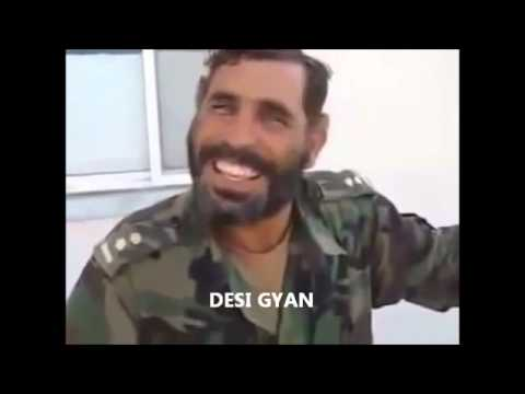 Funny Pakistani Army ( You will laugh 100 times after watching this )