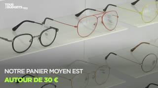 Un showroom pour des lunettes à petits prix