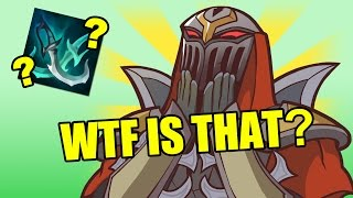WTF is That? Items 2 /ALL Chat [League of Legends]