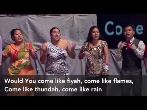 Holy Spirit Fiya (31pm) - Urbana 15