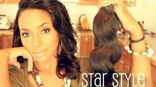 Star Style AliExpress Brazilian Body Wave Bundle Review