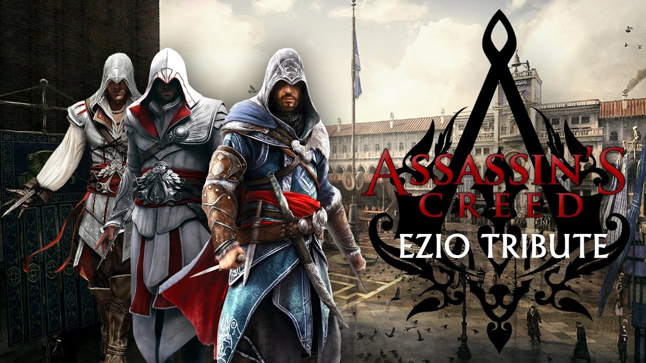 Assassins Creed: Ezio Tribute (LoneWolf Official) - YouTube