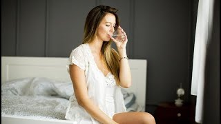 Bevete 4 bicchieri d'acqua appena svegli: i risultati saranno sorprendenti