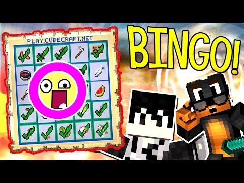 HUNTER + ABRA = NAJLEPSZY TEAM na MINECRAFT BINGO! - Minecraft Bingo Team / Hunter, Abra