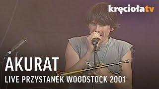Akurat na Przystanku Woodstock 2001 - koncert w CAŁOŚCI