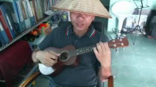 Ukulele - Bình yên  - Anhbaduy Guitar - Cà Mau