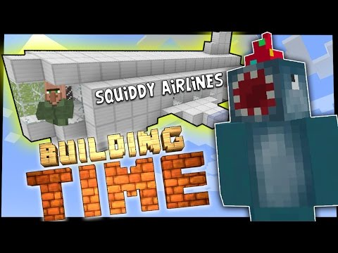 Minecraft Xbox - AIRPORT! - Building Time! [#22]
