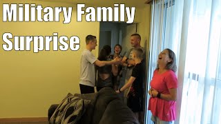 MILITARY FAMILY SURPRISE
