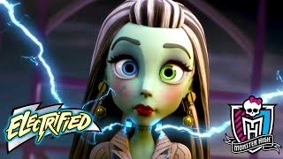 "Video Monster High ""Electrified"" Official Movie Trailer   Monster High download MP3, 3GP, MP4, WEBM, AVI, FLV April 2018"