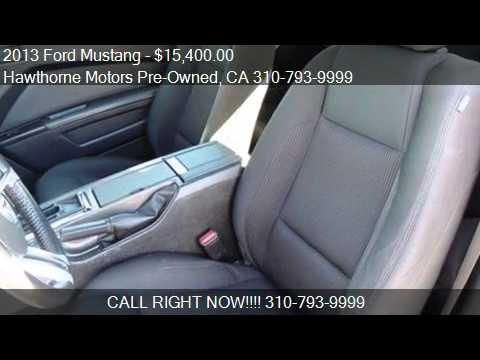 2013 ford mustang 2dr convertible v6 convertible for sale