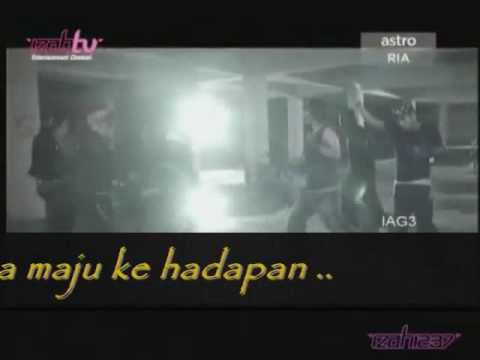Adam Ft Stacy - Menggegar Dunia (Official Music Video ) With Lyric