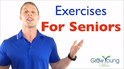 Exercises for Seniors - Stretching Exercises for Seniors - Exercises for the Elderly
