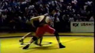 Kendall Cross vs. Brad Penrith 1992 Olympic Trials