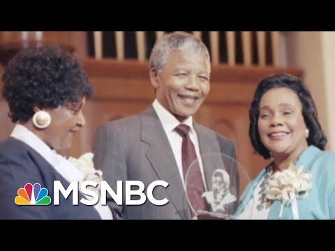 Nelson Mandela Legacy Honored At Global Citizen Festival | Morning Joe | MSNBC