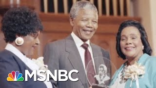 Nelson Mandela Legacy Honored At Global Citizen Festival | Morning Joe | MSNBC thumbnail