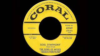 The Sons Of Moses - Soul Symphony