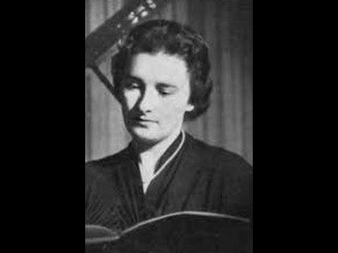 Dutilleux - Geneviève Joy (1958) Sonate pour piano