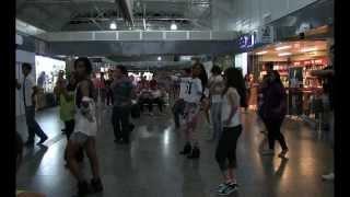 Flash Mob Rondônia - Season 2 - Aeroporto Jorge Teixeira e Espaço Alternativo