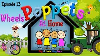 Poppets - Series 1 Episode 13 - Wheels