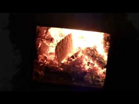 Деревенская печка