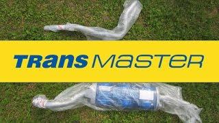 Transmaster 1115AL  выхлопная система1101AL 1123AL 08.09.2016