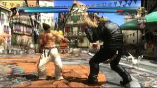 2012/10/17 TTT2 - Hatred Edge (Jin/Kazuya) vs Tech (King/Armor King)