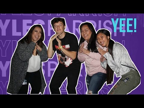 The Hype Tour: San Francisco ft. Hoodie Allen & Myles Parrish - 10/28/17 - Vlog | Jill Millare