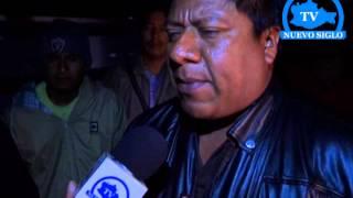 OAXACA NUEVO SIGLO TV MARCHA EN CARABANA INTEGRANTES DE LA CODEDI PIDEN DESTITUCION DEL DELEGADO DE