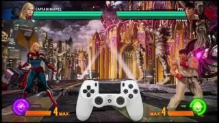 Marvel vs. Capcom: Infinite - Gameplay Introduction
