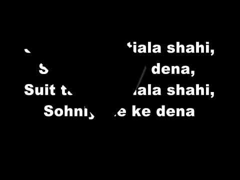 HAPPY BIRTHDAY LYRICS   -DILJIT - Disco Singh