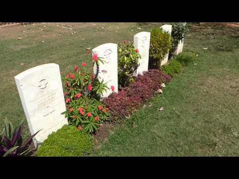 Commonwealth War Memorial Graves - Fajara - The Gambia - April 2016