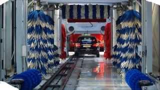 GoCarwash Veghel Istobal 4TC autowasstraat