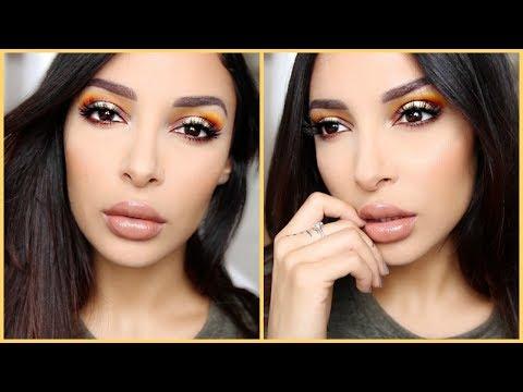 COLORFUL MAKE UP ♡ Make up coloré avec des nouveautés