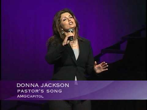 PASTOR'S SONG by Donna Jackson
