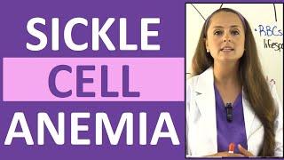 Sickle Cell Anemia Nursing   Symptoms, Pathophysiology, Sickle Cell Crisis & Trait